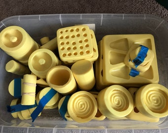 Silicone Soap/Candle Molds