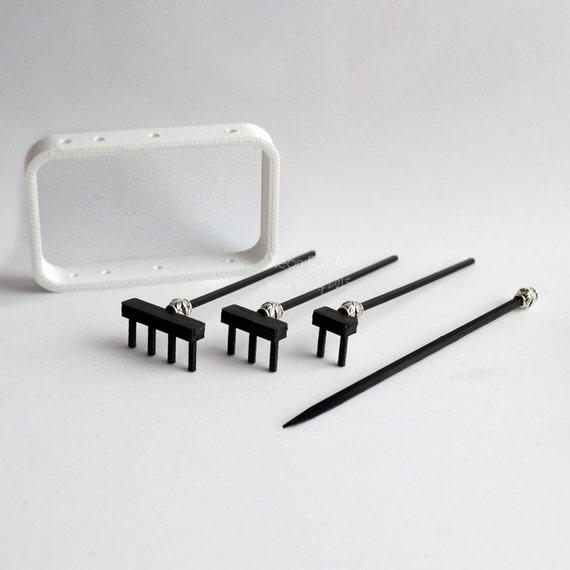 Delicieux Zen Garden Rake Set // Mini Zen Garden // Miniature Garden | Etsy