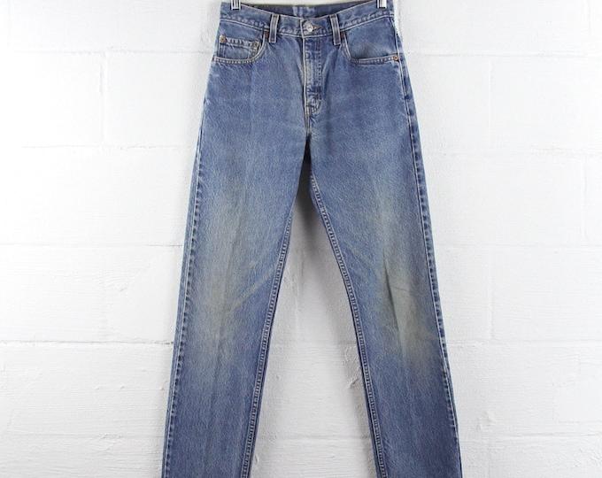 Levi's Vintage Jeans Medium Wash Red Tab 29x32