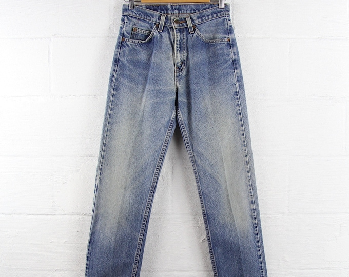Levi's Orange Tab 505 70s Vintage Jeans 29 x 32