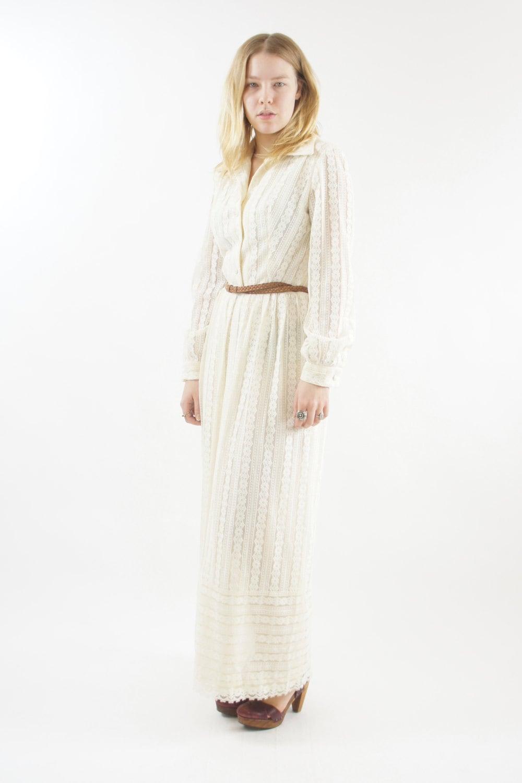 d0578ce948c29 Long Sleeve Cream Lace Maxi Dress – DACC