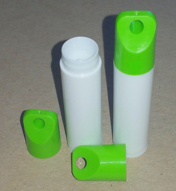 Lip Balm Tubes Plastic with caps   50   .15oz   New