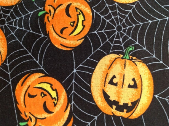 Trick Or Treat Halloween Panel Make A Cushion Upholstery Craft