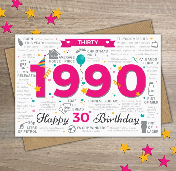 Personalised Photo Message Party Collage  A3 Card Birthdays More  MALE OR FEMALE