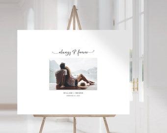 Canvas Wedding Guest Book Alternative, Wedding Guest Book alternative, Wedding guest book, Wedding Guestbook, Custom Guest Book