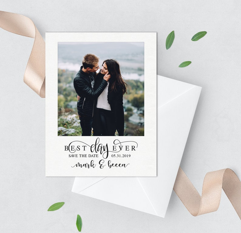 d87f4ded70 Save The Date Magnets or Cards Polaroid Magnet Wedding Save | Etsy