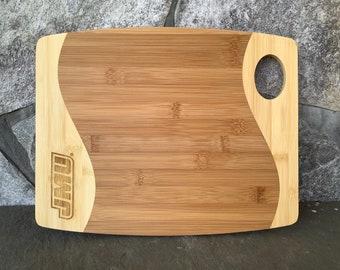 JMU Bamboo Cutting Board