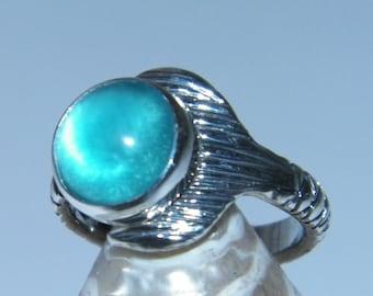 Moon Ring Mako Mermaids Etsy