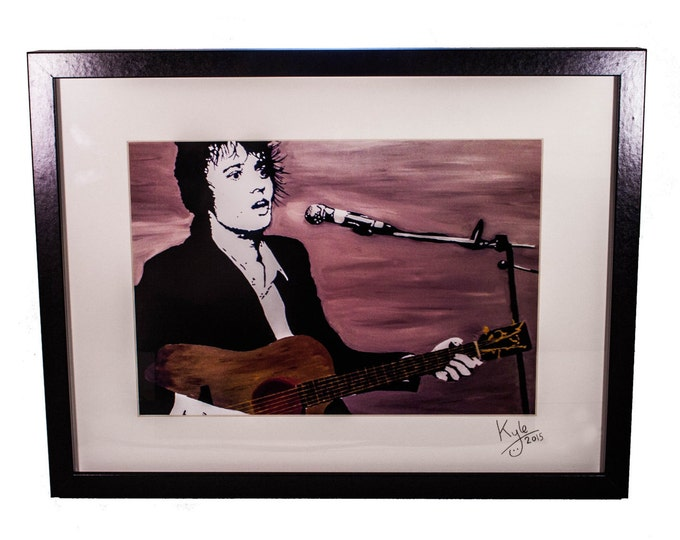 Pete Doherty - Signed Art Canvas Print