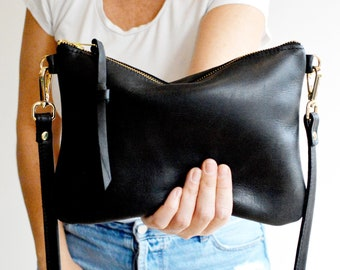 Leather Crossbody Bag, Crossbody Bag, Crossbody Purse, Small Leather Purse, Small Crossbody Bag, Leather Gift for Her Wedding Anniversary