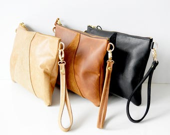 Leather Crossbody Bag for Women, Leather Cross Body Bag, Small Leather Purse, Leather Gift for Her, Leather Gift 3rd Wedding Anniversary