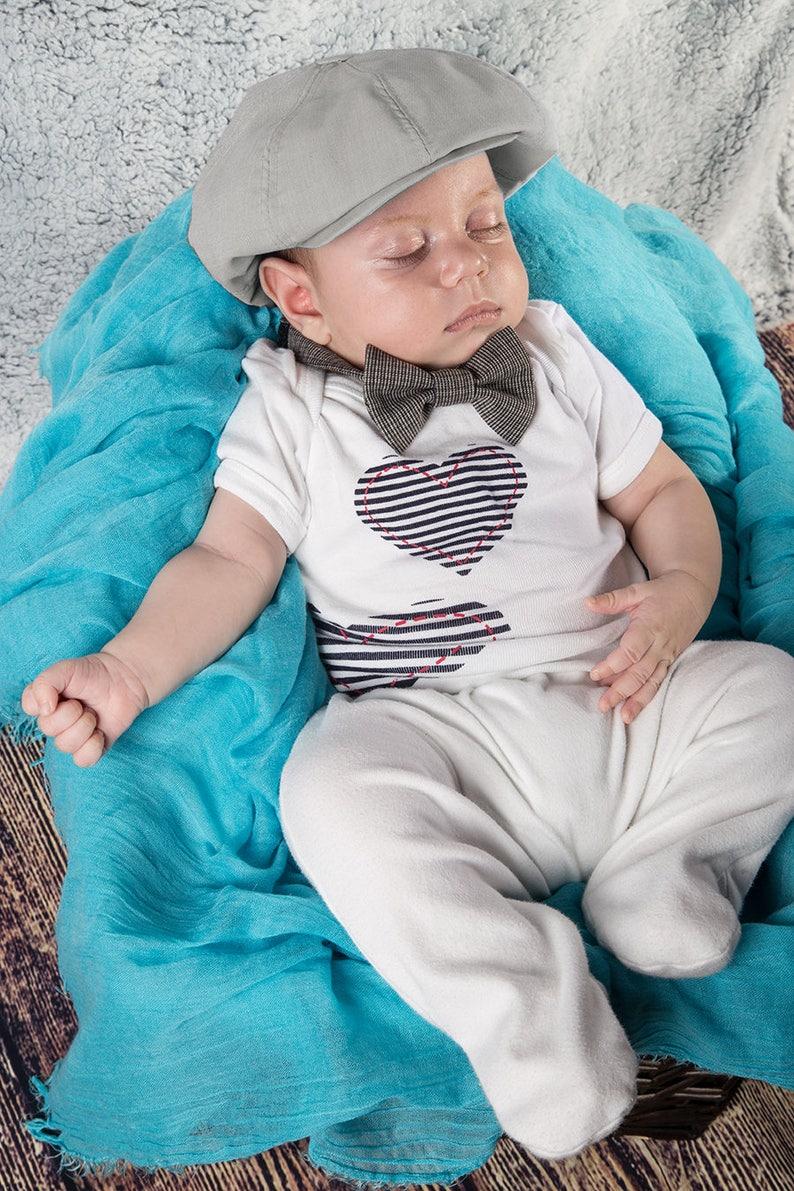 9a637705d Grey newsboy hat Toddler boy hat Baby newsboy cap Infant hat | Etsy