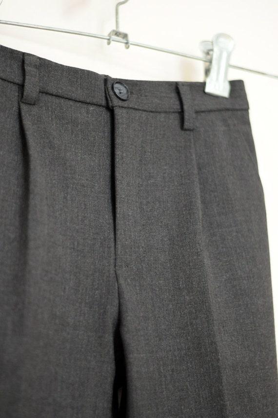 Boys Grey Trousers Baby Pants Toddler Boy Pants Baby Boy Pants Etsy