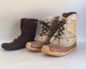 585e90ecec2 Men's Rain & Snow Boots   Etsy