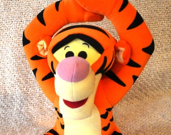 "Talking TIGGER  BOUNCE Game, Do you Want To Bounce With Me"" & Much  More. Milton Bradley, Disney. Battery cover missing, doesn't effect it."