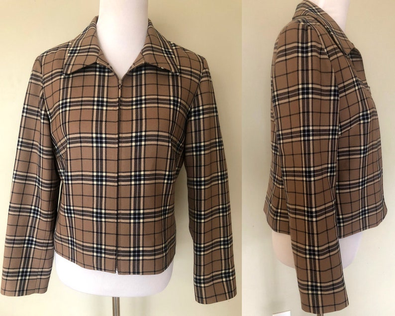 9f51dc11e0 Vintage 1960s Womens 10 Petite Pendleton 100% Virgin Wool