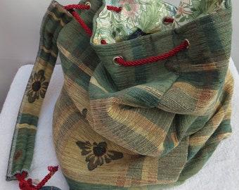 ON SALE Eco-friendly Heavy Duty Unique Fabric Bag