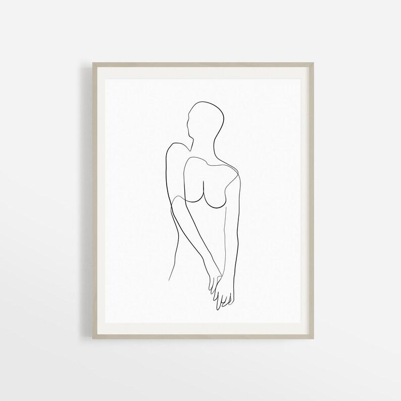 Minimalist oral sex erotic line art oral sex art sensual