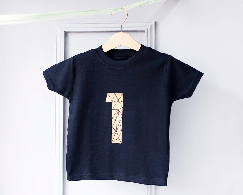 Personalised Kids Birthday T Shirt Page Boy Gift