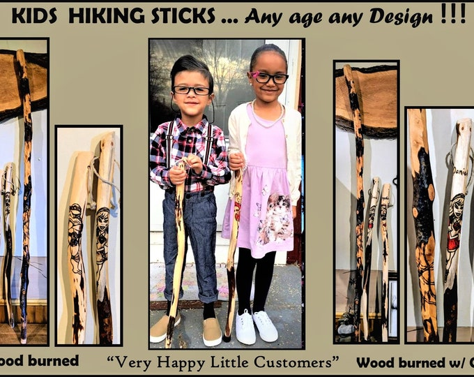 kids hiking stick,kids walking stick,Trails,Family Hiking,family camping,family hiking sticks,family fun,hiking stick,hikers gift