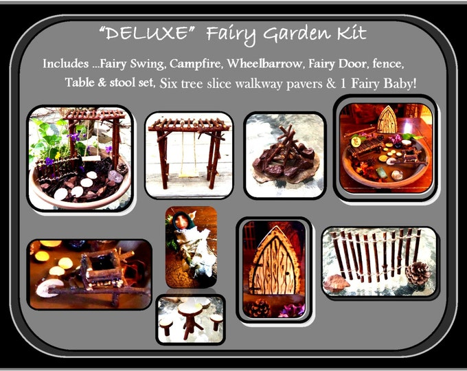 wife gift,kids garden,fairy garden accessories,fairy bench,miniature furniture,fairy accessories,fey,fairie,fantasy,magic,children gifts