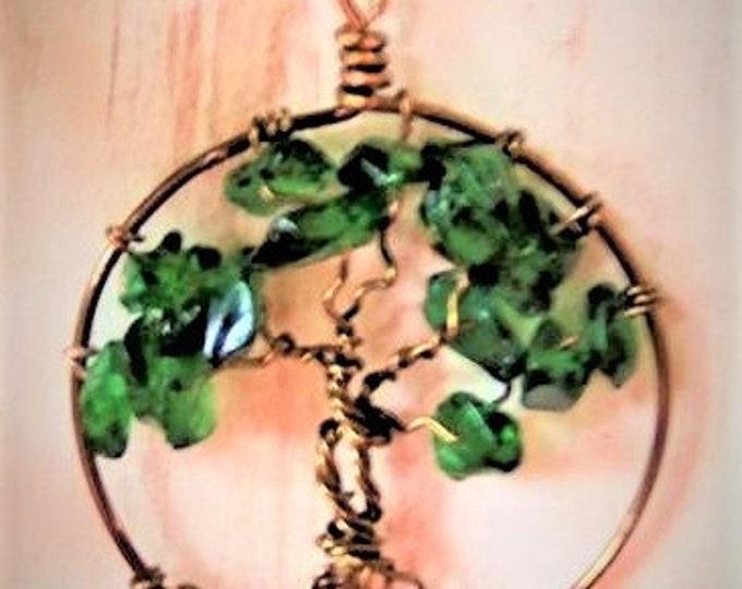 Balance, Healing, gemstone healing, spirit, light , love, jewelry, Tree of Life, tree of life necklace,