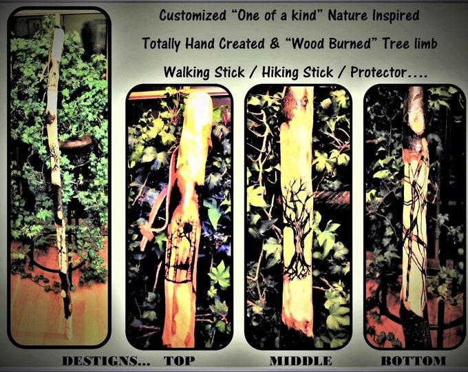 hiking sticks,Retirement gift,hikers gift,walking stick