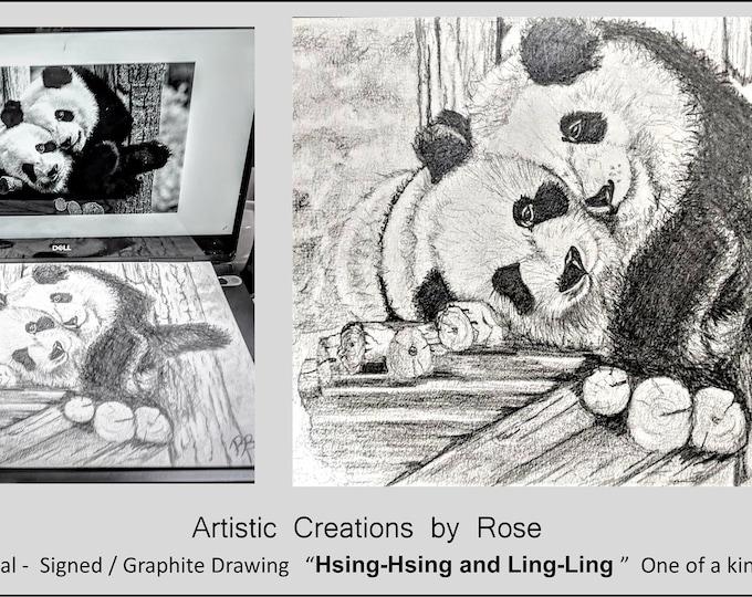 Fan Art - Hsing-Hsing  Ling-Ling - Fiona the Hippo  -  Pandas - Fiona  birthday,Fiona Fan Art,hippopotamus,Famous Hippo,Fan art,Original art