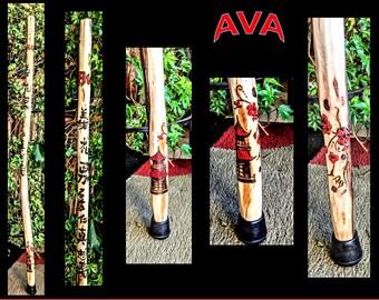 Persaonlaize, Custom, child walking stick, kids walking stick, rehabilitation, child walking aid,kids hiking stick, family hiking sticks