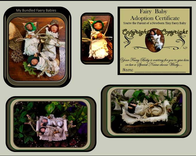 child giftn - kids gardens - fairy garden,Fairy Babies,fairy garden kit,fairy furniture, fairy gifts