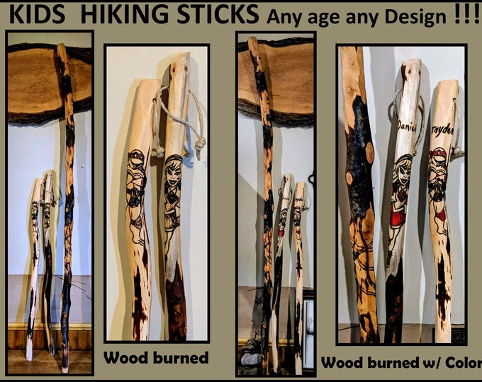 Trails,Family Hiking,family camping,family hiking sticks,kids hiking stick,kids walking stick,hiking stick,walking stick,hikers gift
