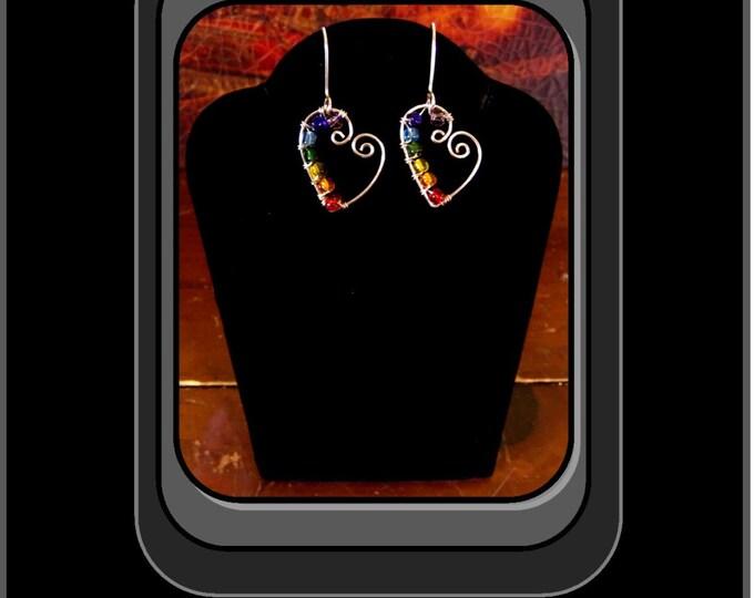 PRIDE  jewelry, Rianbow jewelry, LGBT jewelry, LGBT gift ideas,