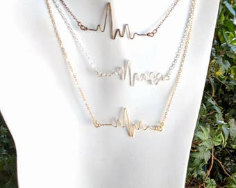 Valentines day - gift ideas - girlfriend gift - heart  - heartbeat  - sister gift - wife gift - mother gift - daughter gift -