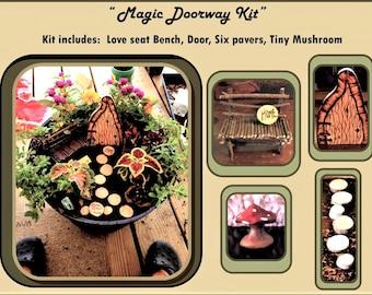 fairy tree house, fairy garden accessories, fairy bed, fairy Babies,fairy garden,fairy garden,fairies pixies,fairy furniture,miniatures