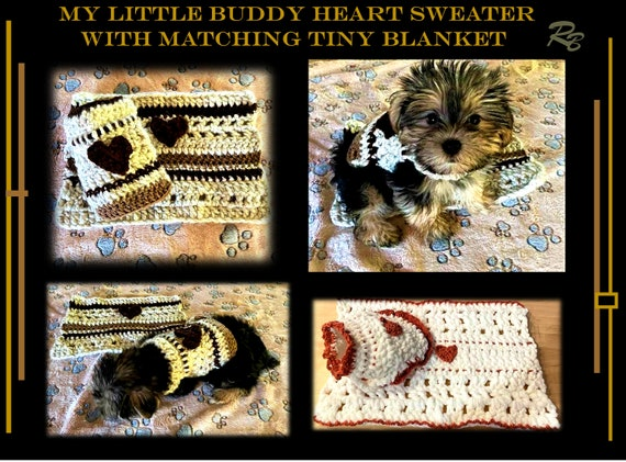 sweater, blanket, set. pink, morkie,  puppy, 2 lb, small dog, xx small, toy dog,   3lb,4lb,   puppy,