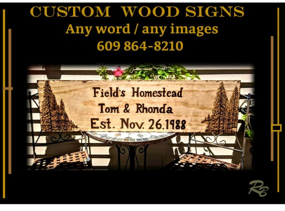 large, sign, custom, wood sign, out dooor,  wood anniversary gift, tree, art, rustic, Rustic, rustic decor, cabin decor,quote
