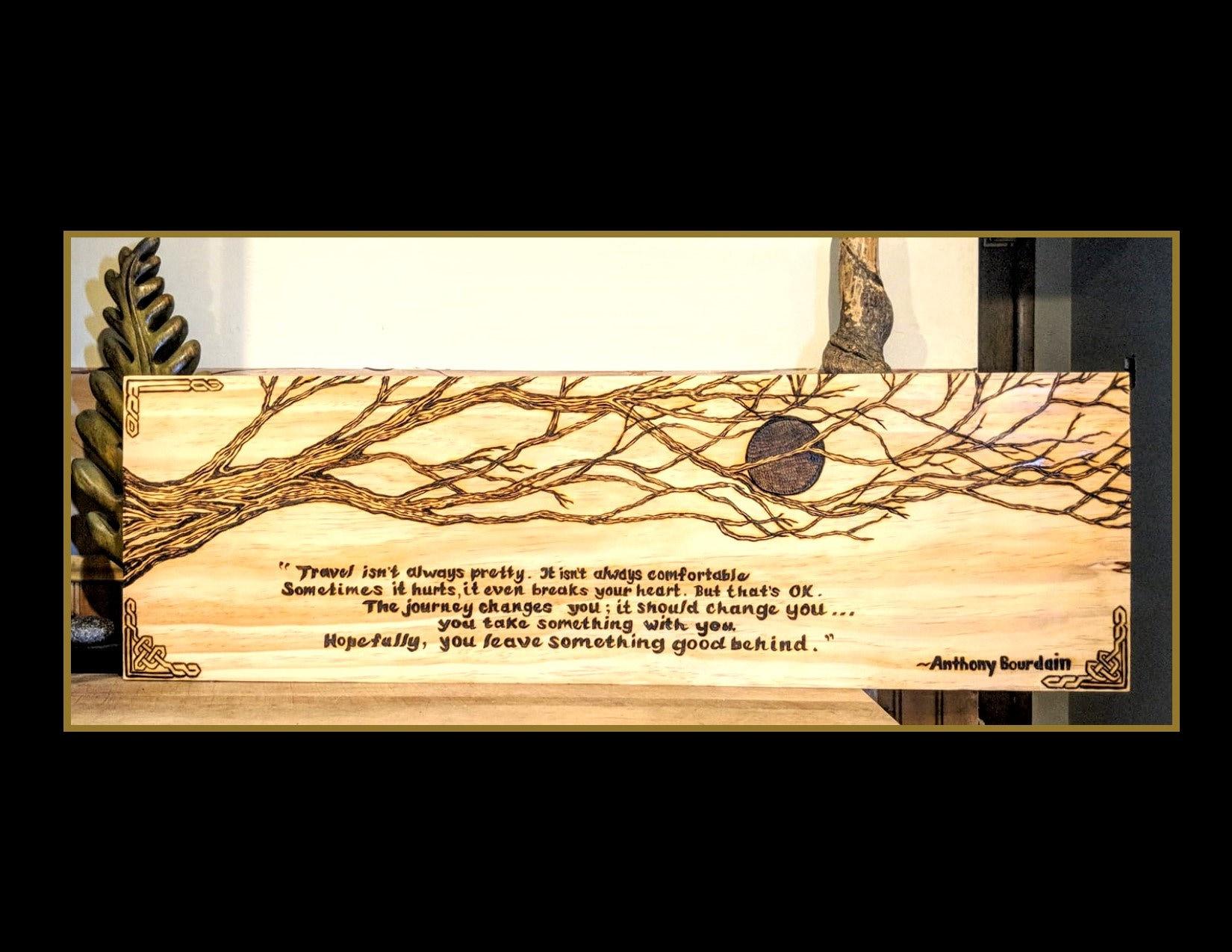 husband gift - couples gift - Custom art - wood anniversary gift ...