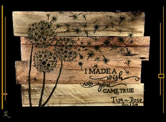 Anniversary gift, wood, wedding gift, wife gift, huband, girlfriend, gift, boyfreind, sign,  custom, plaque