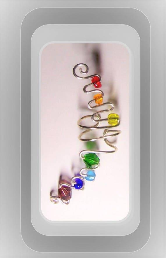 Rainbow Earvine, Rianbow jewelry,PRIDE  jewelry, LGBT jewelry, LGBT gift ideas, Rainbow tree, Rainbow puzzle, rianbow art