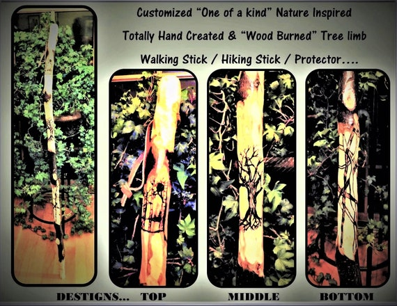 hiking stick,  retirement gift, wood hiking stick, hiker, hikers gift, walking stick, cane, husband gift, father gift