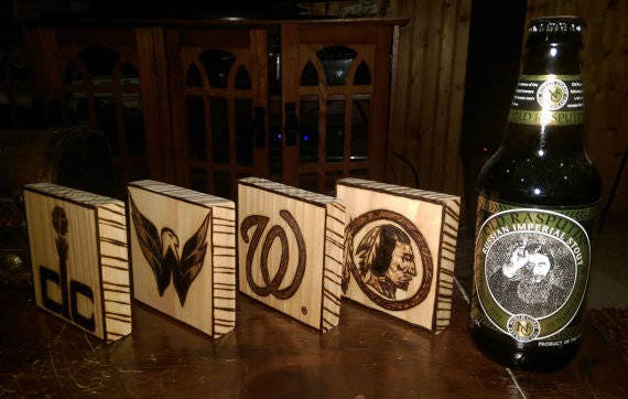boyfriend gift,husband gift,sports logos, father gift ,Eagles Superbowl, wood coasters,mens gift ideas,sports coaster,sports plaques