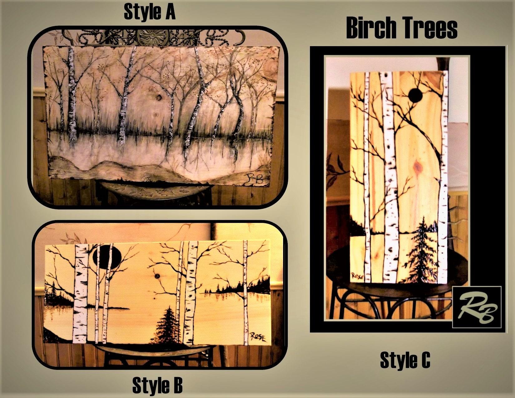 Tree Art Nature Art Rustic Decor Lodge Decor Nature Lovers Tree