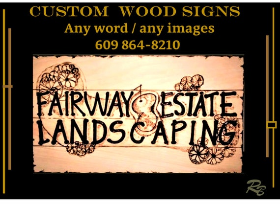 custom sign, business, logo, personalized, gift, father, gift, brother, son, husband,  boyfriend, boss, retirement, gift, man,  wood, men