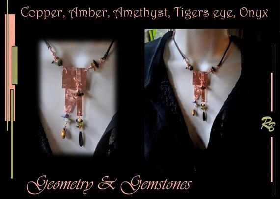 geometric, Wife gift, High Fashion Jewelry, Mother gift, Daughter gift, High Fashion, Art, STATEMENT, necklace, Jewelry, fashion jewelry