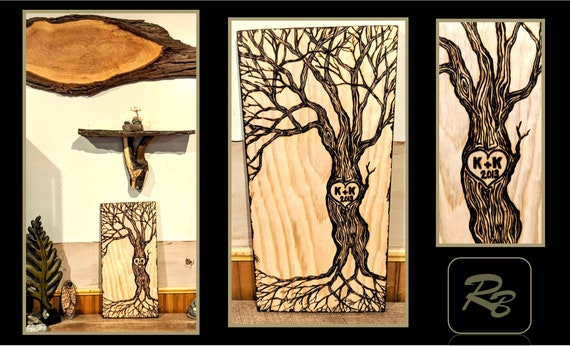romatic gift - husband gift - wood anniversary gift for him,boyfriend gift,Couple gift,Wood Anniversary ,lyric art,5 yth Anniversary gift