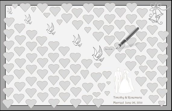Theme, Wedding, guest book, alternative, keepsake, frame hang, lasting memories, wedding art,wedding Art, save the date, wedding sign in