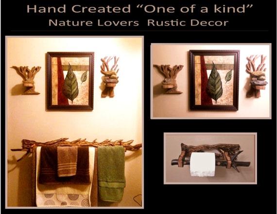 bathroom decor, rustic, Tree art, birch trees, Birch tree art