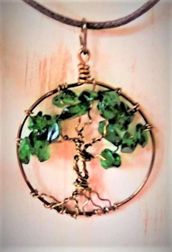 birthstone tree, mother gift, wife gift, tree of life, necklace,  daughter gift, tree of life, family birthstone necklace
