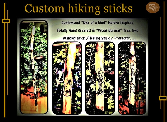 fathers day gift, ideas,hiking sticks,Retirement gift,hikers gift,walking stick