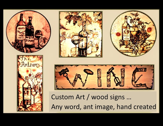 sign, wood,wine, gift, custom, plaque, signs